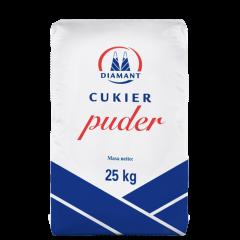 CUKIER PUDER 25 KG