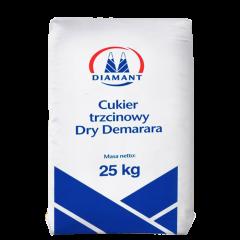 DRY DEMERARA NIESORTOWANY 25 KG
