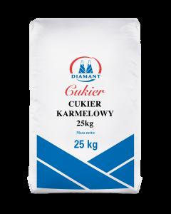 CUKIER KARMELOWY 25 KG