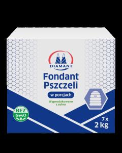 FONDANT PSZCZELI PORCJOWANY 7 X 2KG
