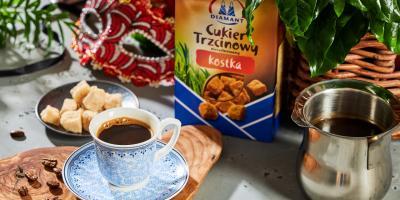 Cukier trzcinowy w kostkach | Brazylijska kawa Cafezinho